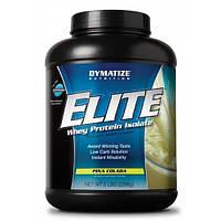 Elite Whey Protein Isolate 2,3 kg gourmet vanilla