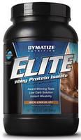 Elite Whey Protein Isolate 930 g gourmet vanilla