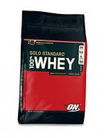 100% Whey Gold Standard 4,5 kg vanilla ice cream