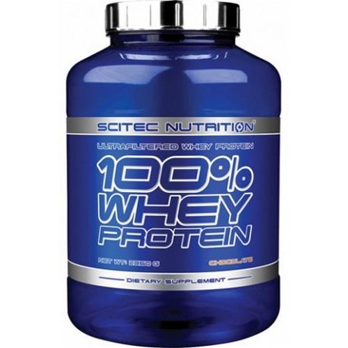 Протеин Scitec Nutrition 100% Whey Protein 2350 г