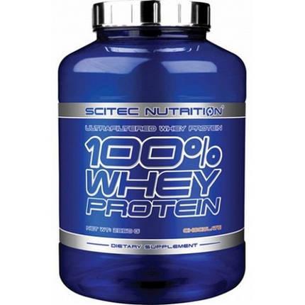 Протеин Scitec Nutrition 100% Whey Protein 2350 г, фото 2