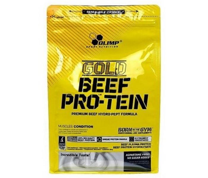 Протеин Olimp Gold BEEF Pro-Tein 700 г