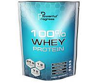 100% Whey Protein 1 kg vanilla