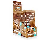 Quest Protein BOX 12*31 g chocolate milkshake