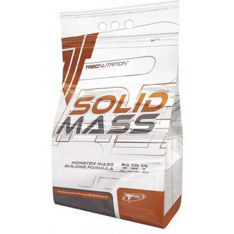 Гейнер Trec Nutrition Solid Mass 5,8 кг