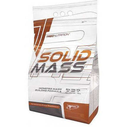 Гейнер Trec Nutrition Solid Mass 5,8 кг, фото 2