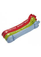 Еспандер-петля (гума для фітнесу і спорту) SportVida Power Band 3 шт 0-17 кг SV-HK0190-1, фото 1