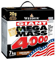 Mega Mass 4000 7 kg white chocolate praline