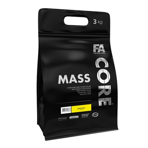 Гейнер Fitness Authority Mass Core 3 кг
