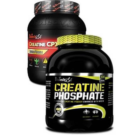 Creatine Phosphate 5000 300 г, фото 2
