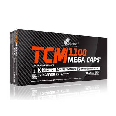 Креатин Olimp TCM MEGA 120 капсул, фото 2