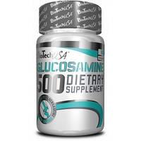 Для суставов и связок BioTech GLUCOSAMINE 500 60 таблеток