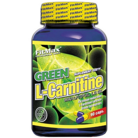 FitMax green L-Carnitin 90капс