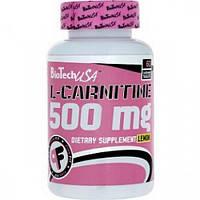 L-Carnitine 500 mg 60 tabs
