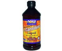 L-Carnitine Liquid 3000 mg 473 ml citrus
