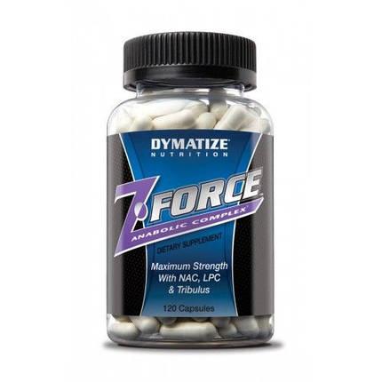 Тестостероновый бустер Dymatize Nutrition Z-FORCE 90 капсул, фото 2