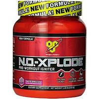 N.O.-XPLODE Pre-Workout Igniter New Formula! 30 serv. 555 g green apple