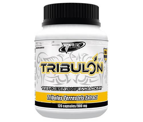 Тестостероновый бустер Trec Nutrition Tribulon 60 капсул, фото 2