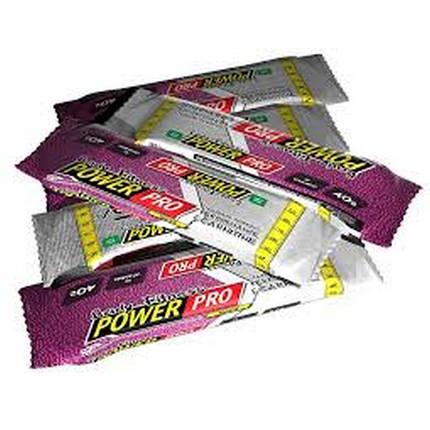 Батончик Power Pro Lady Fitness Фруктовый Микс 40 г, фото 2