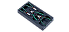 Набір щипців для стопорн. кілець в ложем. 4 пр. HANS TT-11