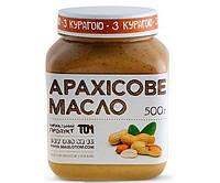 Арахісове Масло 500 g з курагою