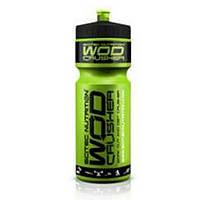 Water Bottle Wod Crusher Green 750мл