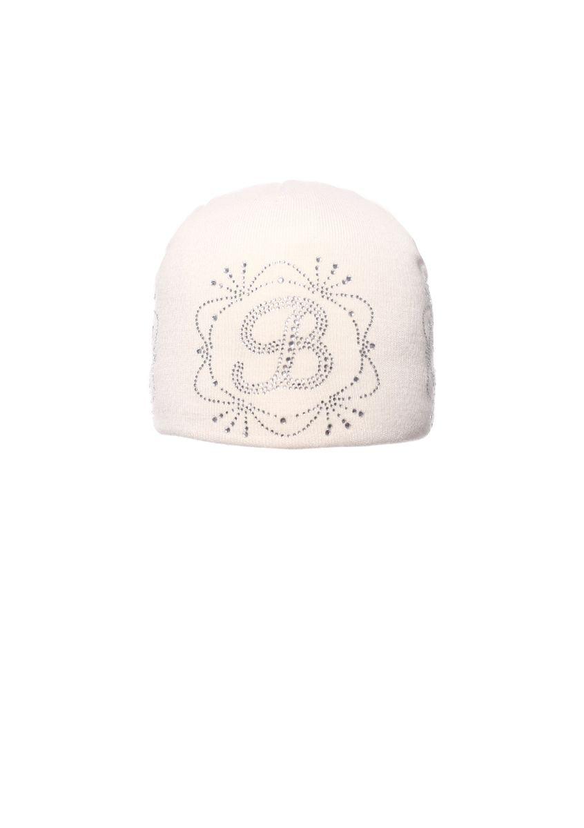 Белая польская шапочка на девочку.