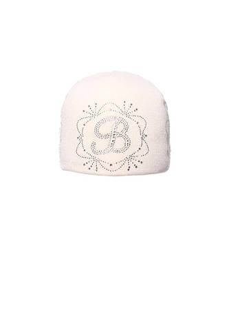Белая польская шапочка на девочку., фото 2