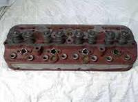 Головка блока цилиндров ЮМЗ с клапанами Д65