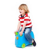 Чемодан детский на колесах Terrance Trunki TRUB054, фото 3