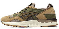 Кроссовки Asics Gel Lyte V Suede Brown   , фото 1