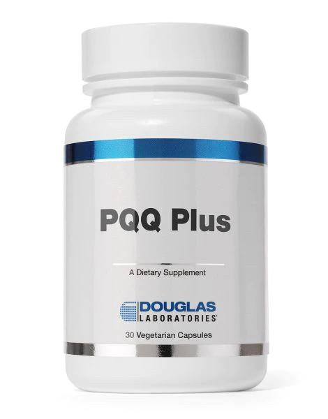 Пирролохинолинхинон, PQQ Plus, Douglas Laboratories, 30 капсул