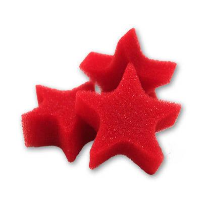 Реквізит для фокусів | Super Stars Red by Goshman | Червоні зірки поролонові, фото 2