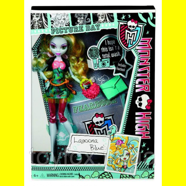 Ляльки Монстер Хай Фотосесія - Monster High Picture Day