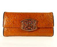 Кошелек женский кожаный Tony Bellucci 520-917 оранжевый