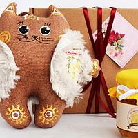 Подарки в крафт-упаковке