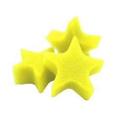 Реквізит для фокусів | Super Stars Yellow by Goshman | Жовті зірки поролонові