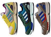 История легендарных кроссовок Adidas ZX.