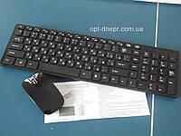 Беспроводная клавиатура и мышь keyboard