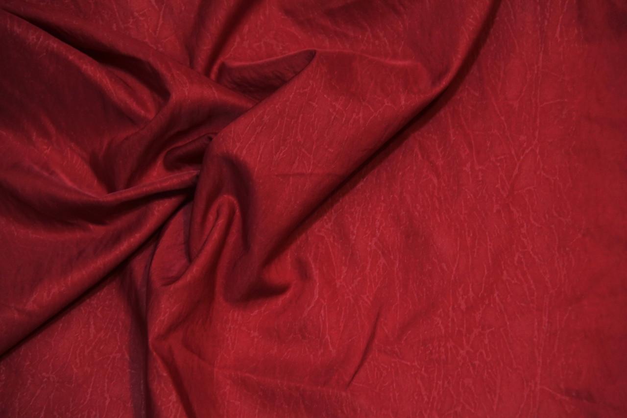 Ткань парашют малиновый