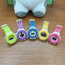 Детские электронные наручные часы 72208, фото 3