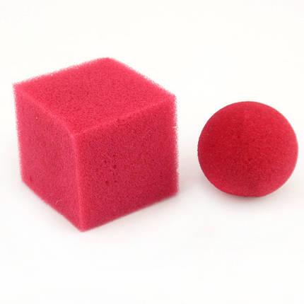 Реквізит для фокусів   Фокус Кулька перетворюється в кубик, фото 2