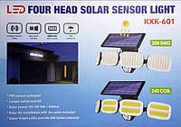 Фонарик BL KXK 601 Solar 240 COB