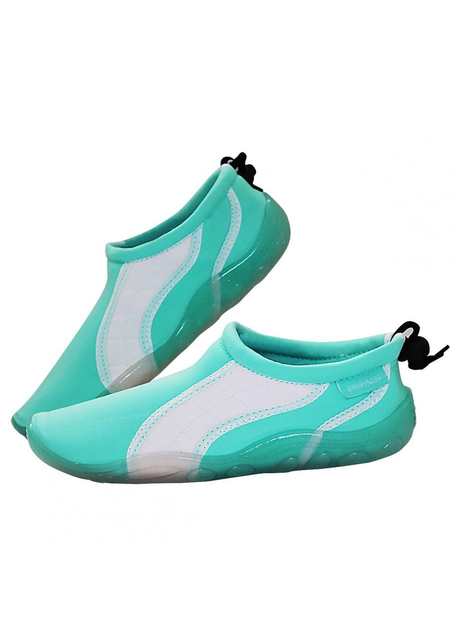 Взуття для пляжу і коралів (аквашузы) SportVida SV-GY0003-R37 Size 37 Mint