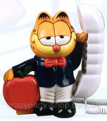 Телефон-игрушка Кот Гарфилд