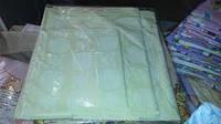 Комплект сменного постельного белья 3 в 1 бязь узоры