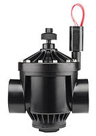 Электромагнитный клапан для автополива Hunter PGV-151-B С управлением потока