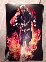 Экипировка пожарного спасателя