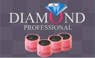 Гель-краски Diamond Professional