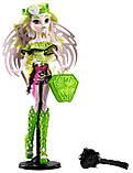 Кукла Бэтси Кларо - Monster High Brand-Boo Students Batsy Claro DJR52, фото 5
